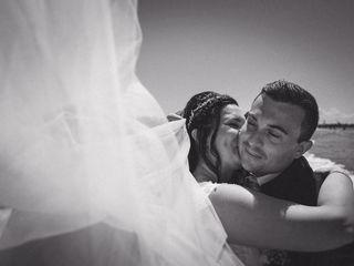 Le nozze di Valentina e Nicola