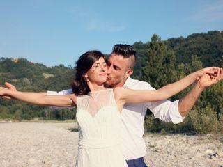 Le nozze di Elisa e Gianluca