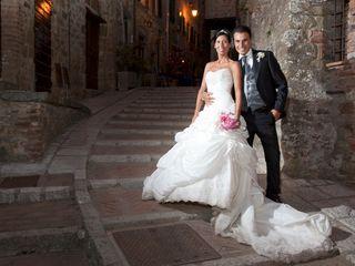Le nozze di Erica e Francesco