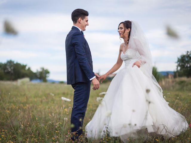 Il matrimonio di Damiano e Elena a Poppi, Arezzo 12