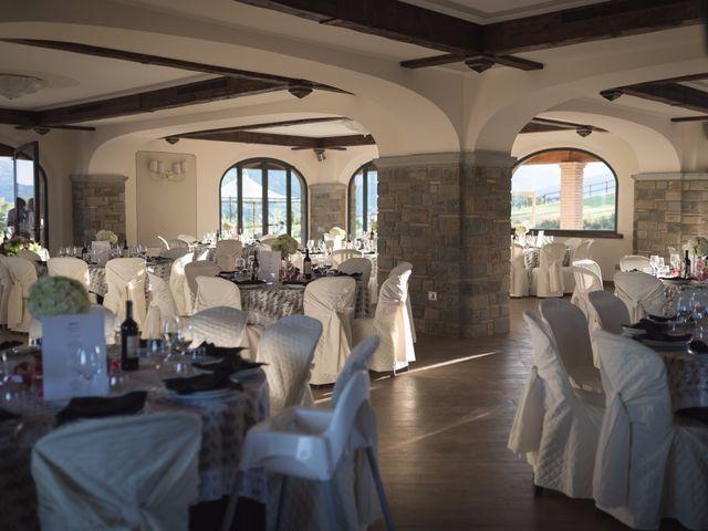 Il matrimonio di Damiano e Elena a Poppi, Arezzo 16
