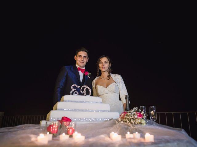 Il matrimonio di Damiano e Elena a Poppi, Arezzo 22