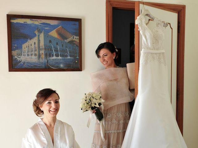 Il matrimonio di Enzo e Maria Grazia a Pisticci, Matera 3