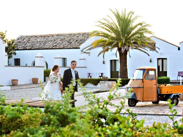 Il matrimonio di Enzo e Maria Grazia a Pisticci, Matera 12