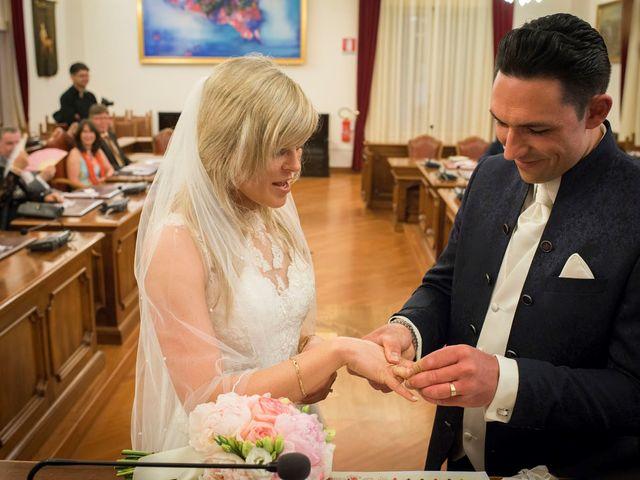 Il matrimonio di Lorenzo e Eva a Taormina, Messina 8