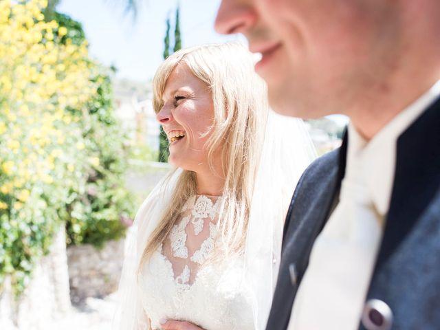 Il matrimonio di Lorenzo e Eva a Taormina, Messina 15