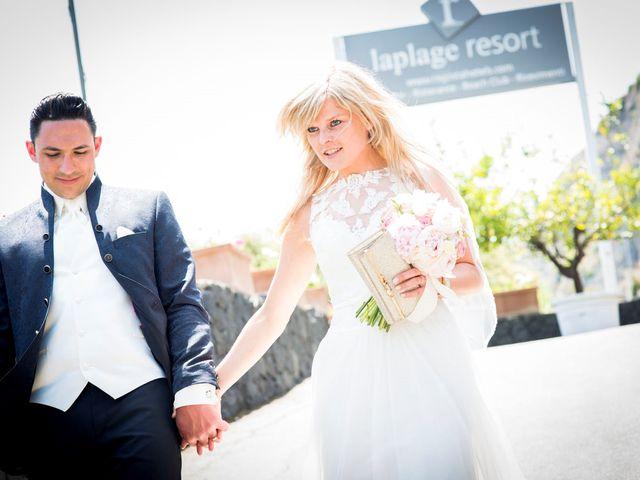 Il matrimonio di Lorenzo e Eva a Taormina, Messina 22