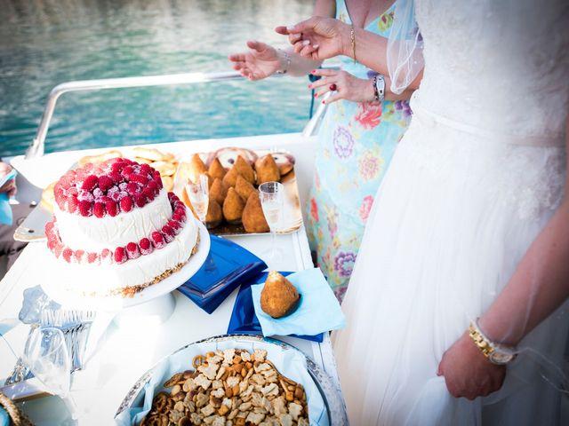 Il matrimonio di Lorenzo e Eva a Taormina, Messina 29