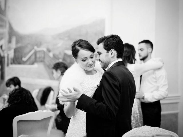 Il matrimonio di Domenico e Silvana a Faicchio, Benevento 20