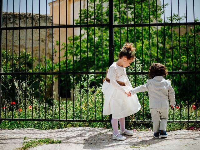 Il matrimonio di Francesco e Caterina a Ciminna, Palermo 16