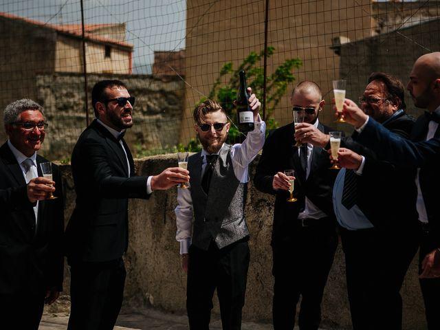 Il matrimonio di Francesco e Caterina a Ciminna, Palermo 17