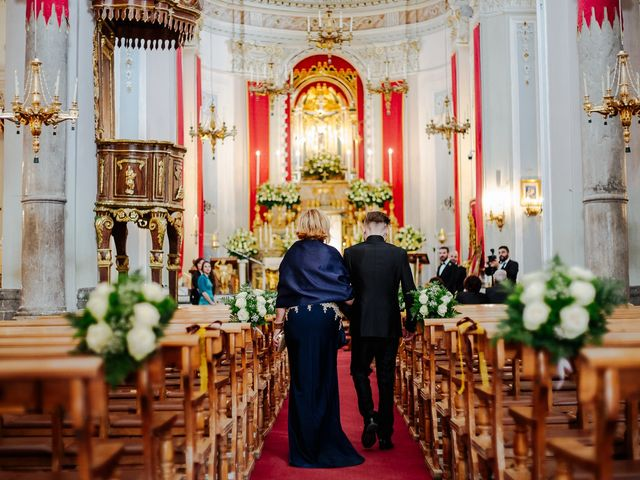 Il matrimonio di Francesco e Caterina a Ciminna, Palermo 23
