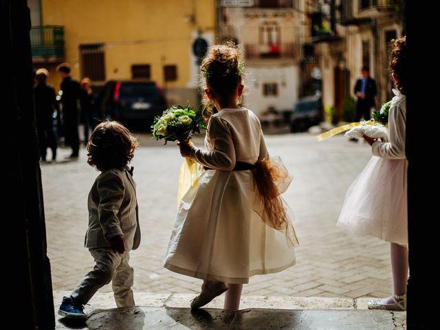 Il matrimonio di Francesco e Caterina a Ciminna, Palermo 24