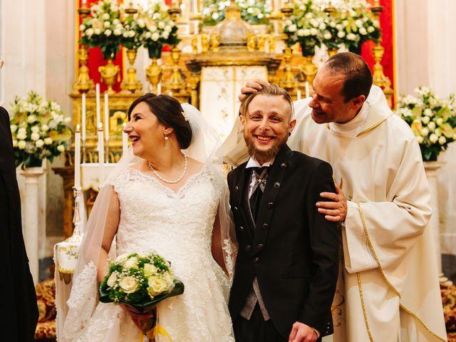 Il matrimonio di Francesco e Caterina a Ciminna, Palermo 30