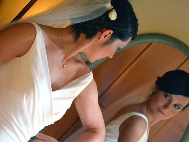 Il matrimonio di Valerio e Claudia a Lasnigo, Como 2