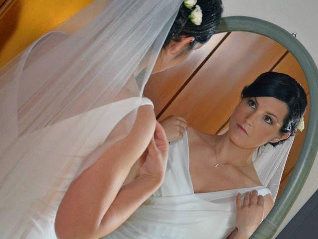 Il matrimonio di Valerio e Claudia a Lasnigo, Como 4