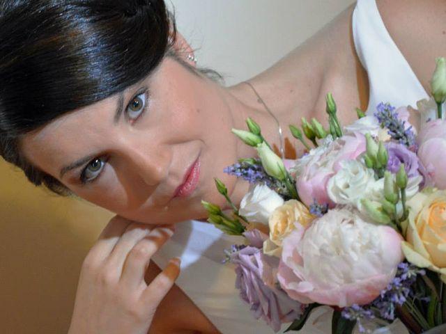 Il matrimonio di Valerio e Claudia a Lasnigo, Como 10