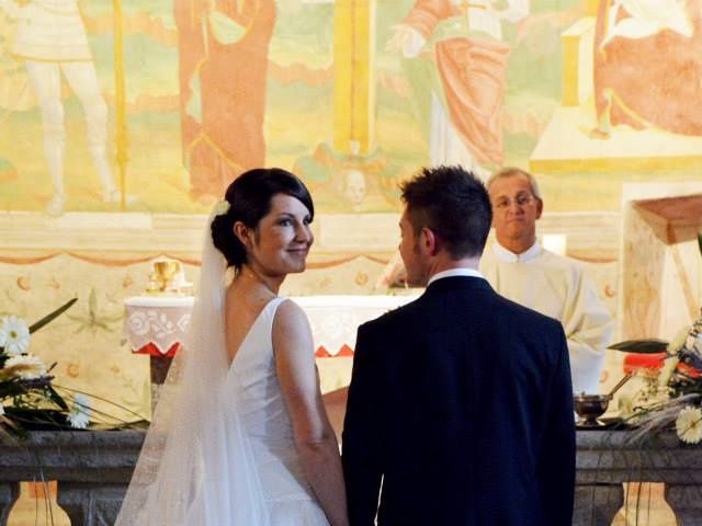 Il matrimonio di Valerio e Claudia a Lasnigo, Como 12
