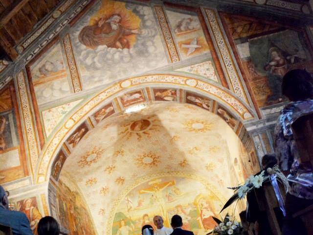 Il matrimonio di Valerio e Claudia a Lasnigo, Como 1