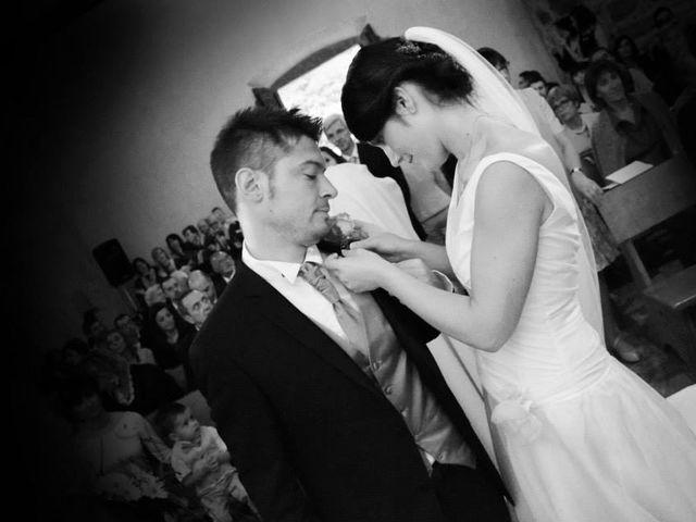Il matrimonio di Valerio e Claudia a Lasnigo, Como 15