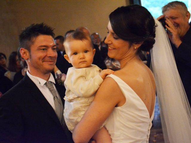 Il matrimonio di Valerio e Claudia a Lasnigo, Como 17