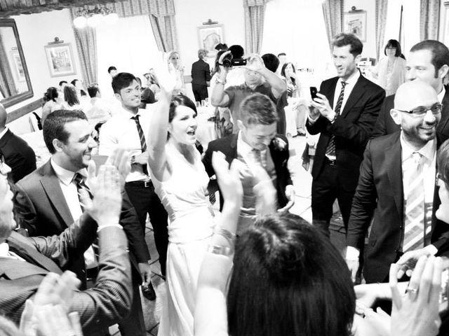 Il matrimonio di Valerio e Claudia a Lasnigo, Como 22