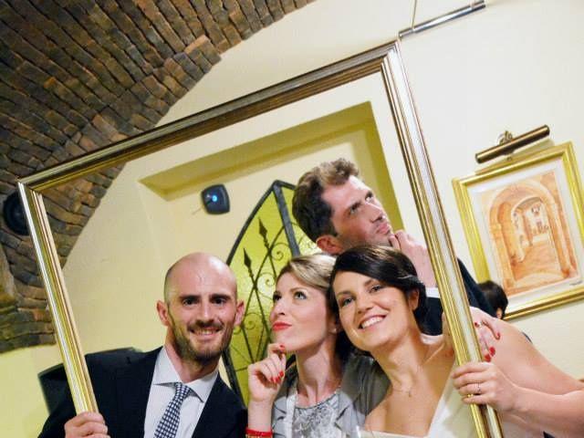 Il matrimonio di Valerio e Claudia a Lasnigo, Como 23