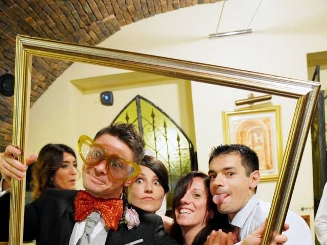 Il matrimonio di Valerio e Claudia a Lasnigo, Como 24