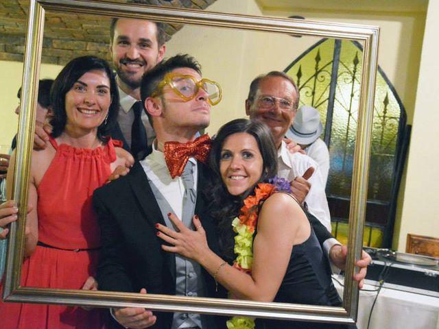 Il matrimonio di Valerio e Claudia a Lasnigo, Como 25
