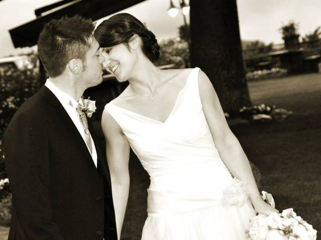 Il matrimonio di Valerio e Claudia a Lasnigo, Como 27