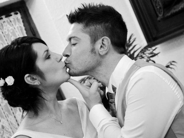 Il matrimonio di Valerio e Claudia a Lasnigo, Como 28