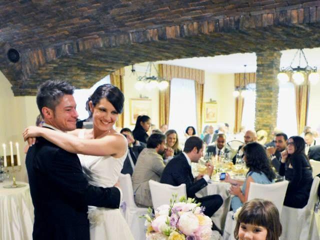 Il matrimonio di Valerio e Claudia a Lasnigo, Como 31