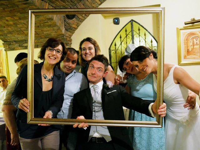 Il matrimonio di Valerio e Claudia a Lasnigo, Como 36