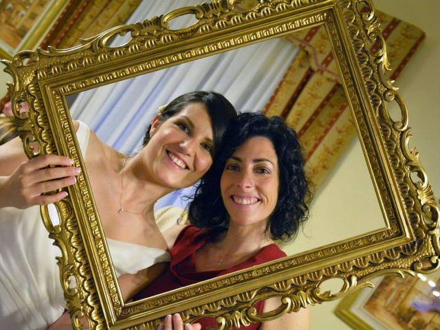 Il matrimonio di Valerio e Claudia a Lasnigo, Como 38