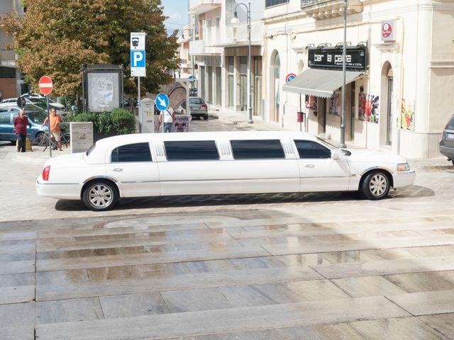Il matrimonio di Enrico e Vanessa a Sannicola, Lecce 10