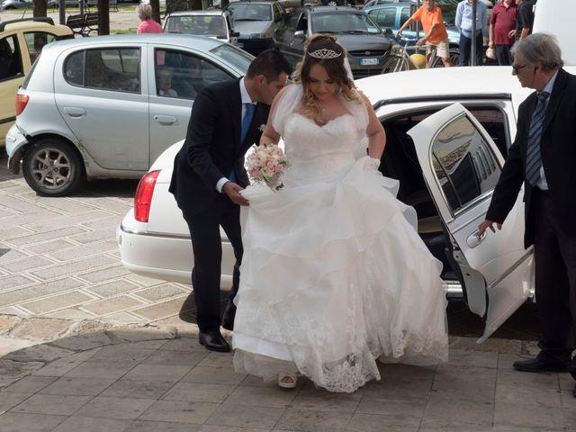Il matrimonio di Enrico e Vanessa a Sannicola, Lecce 11