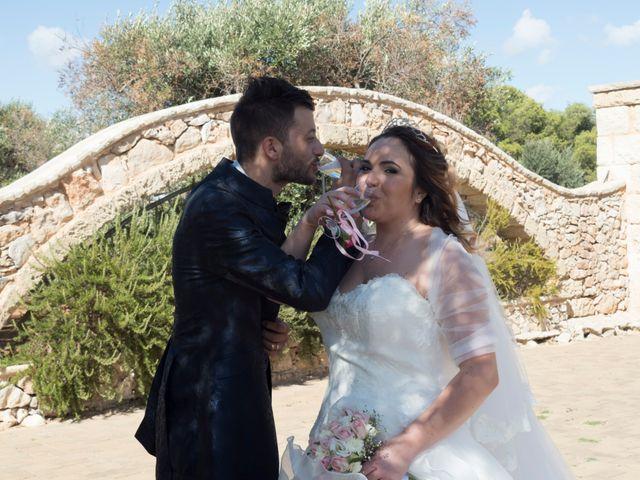 Il matrimonio di Enrico e Vanessa a Sannicola, Lecce 17