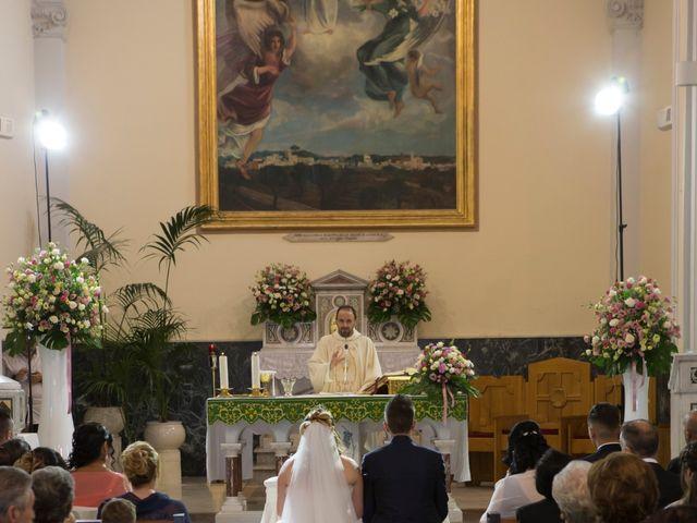 Il matrimonio di Enrico e Vanessa a Sannicola, Lecce 30