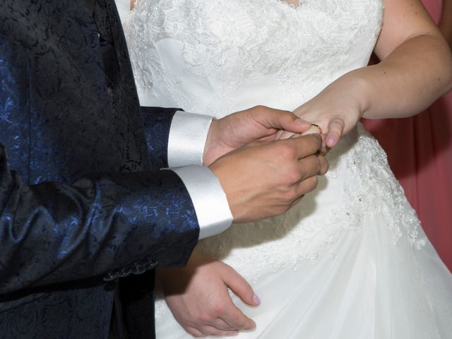 Il matrimonio di Enrico e Vanessa a Sannicola, Lecce 32