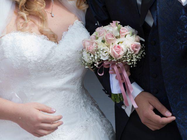 Il matrimonio di Enrico e Vanessa a Sannicola, Lecce 34