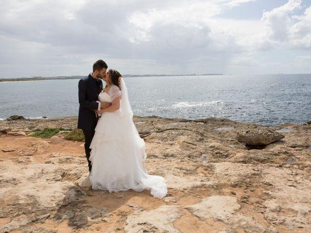 Il matrimonio di Enrico e Vanessa a Sannicola, Lecce 37