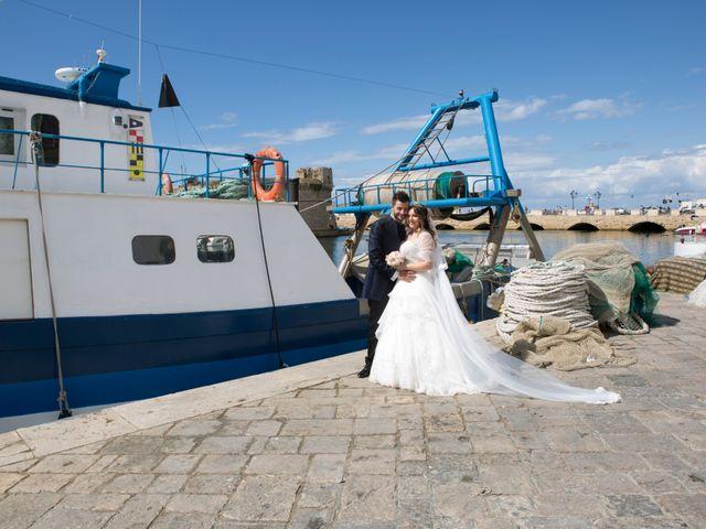 Il matrimonio di Enrico e Vanessa a Sannicola, Lecce 38