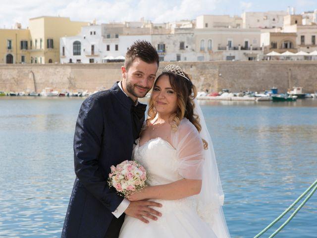 Il matrimonio di Enrico e Vanessa a Sannicola, Lecce 39