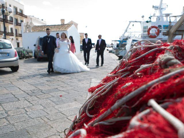 Il matrimonio di Enrico e Vanessa a Sannicola, Lecce 40