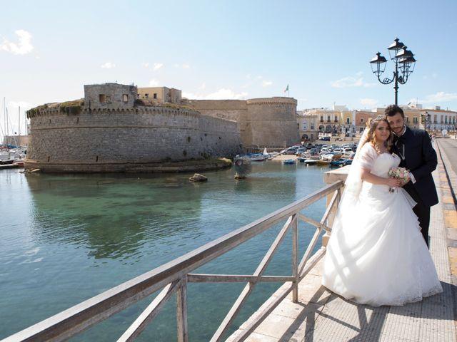 Il matrimonio di Enrico e Vanessa a Sannicola, Lecce 41
