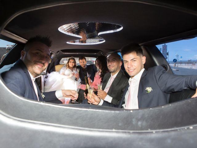 Il matrimonio di Enrico e Vanessa a Sannicola, Lecce 43