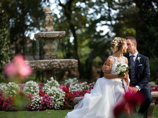Le nozze di Francesca e Claudio