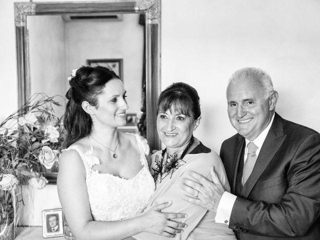 Il matrimonio di Dario e Valentina a Brusaporto, Bergamo 28