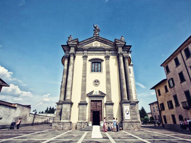 Il matrimonio di Dario e Valentina a Brusaporto, Bergamo 37