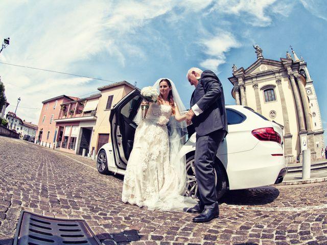 Il matrimonio di Dario e Valentina a Brusaporto, Bergamo 40